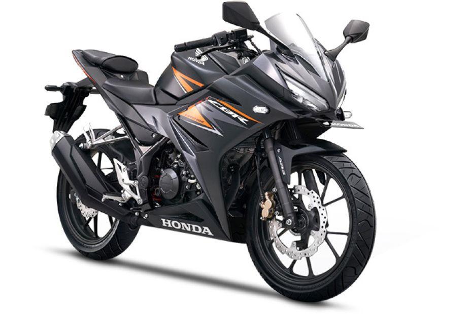 Honda CBR 150 R Matte Black
