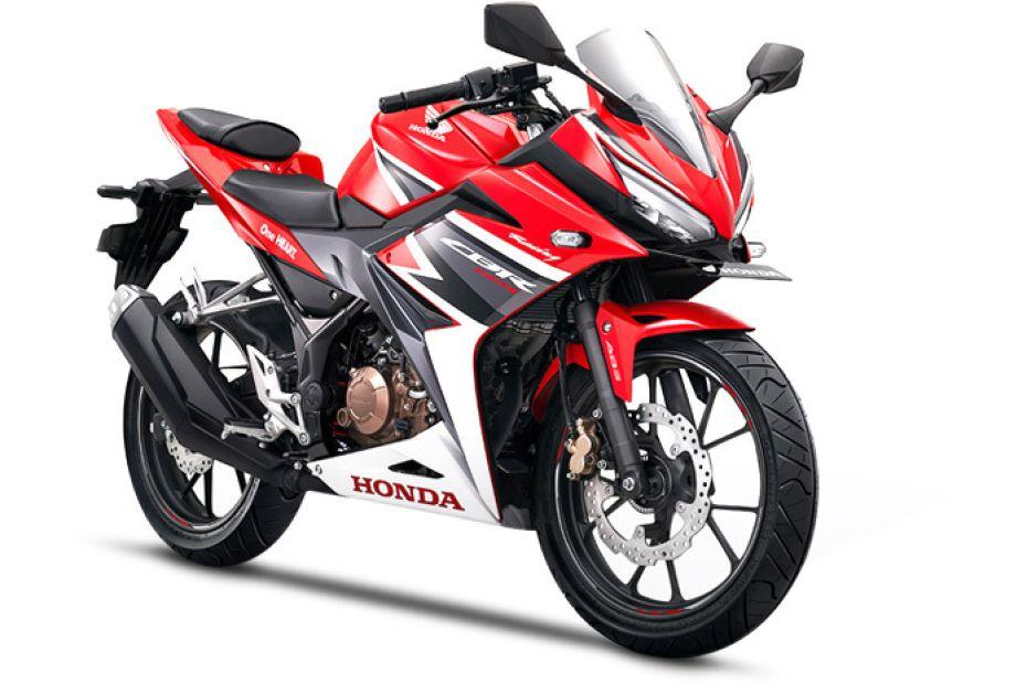 Honda CBR 150 R Racing Red