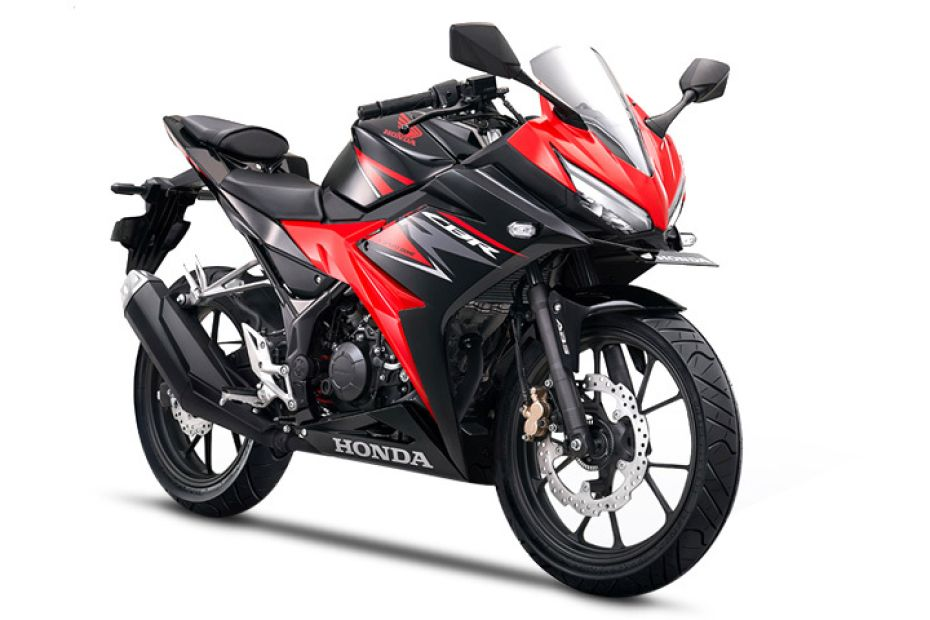 Honda CBR 150 R Victory Black Red