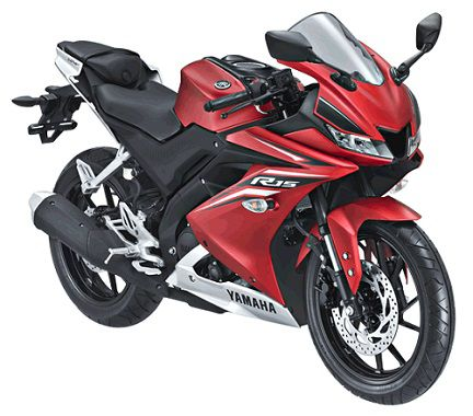 New R15 v3 merah