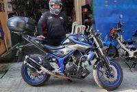 Tridente F22 Yamaha MT 25